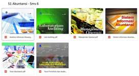 Bahan Ajar Modul Mata Kuliah Universitas Terbuka UT PDF Searchable