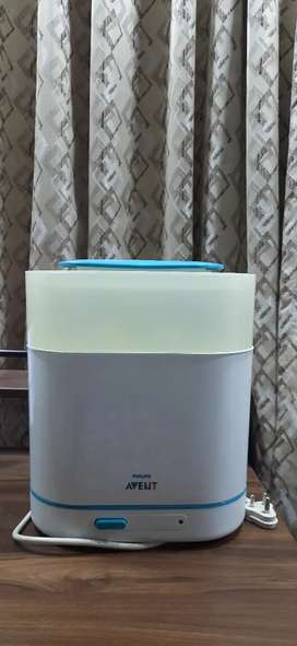 Philip's Avent 3 in 1 sterilizer is available for sale