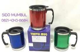 Travel Mug Stainless Steel