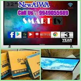 "Mega Offers on New DIGITAL AIWA 32"" Android Smart Pro 4k ledtv"