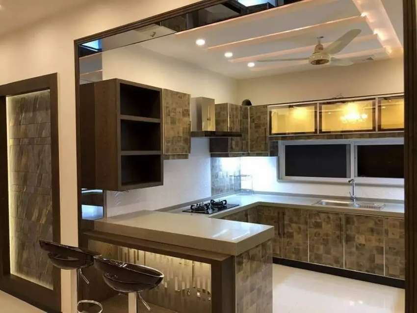 One Furnished Room Available for Rent in Wapda Town 0