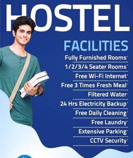 PWD Boys Hostel Single Seater Rooms Available fo jobain n students
