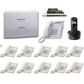 Paket Pabx Panasonic HT