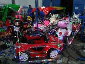 singa genjot pony cyclee kereta panggung mobil mix motor ND