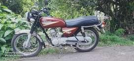 Kawasaki boxer,, good mileage and neat vehicle