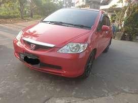 Sedan city 1.5 vtec 2005 / 2006 MT manual mulus