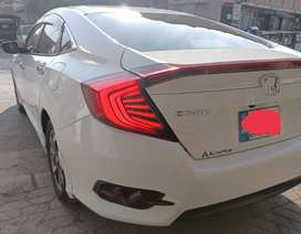 Civic total genuine for sale in Islamabad