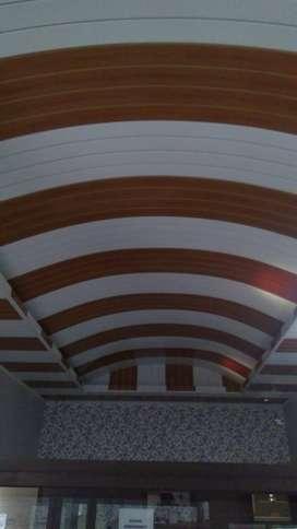 Jasa Pasang Plafon PVC Termurah di Karanglewas Banyumas Jawa Tengah