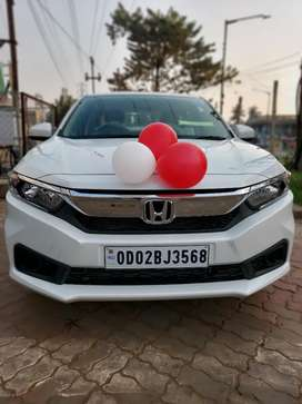 Brand New 2020 BS6 Honda Amaze for Wedding Car Groom Rental