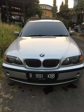 Jual bmw e46 325i facelift