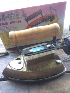 Hamza Heavy Gas Iron