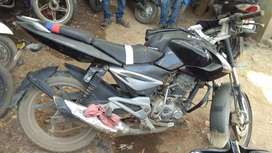 Pulsar135  single owner 2010