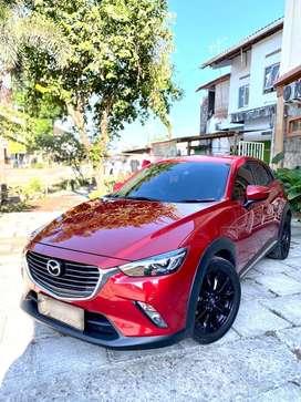 Mazda Cx 3 Merah istimewa pajak panjang