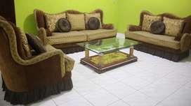 Fullset Sofa elegan untuk rumahan