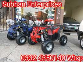 Reverse & Drive Gear Automatic Brand New Atv Quad Bikes For Sell