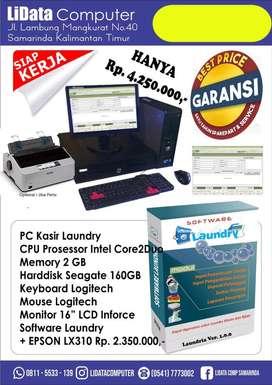 PC Kasir Laundry