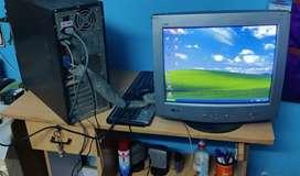 Monitor cpu  keyboard mouse