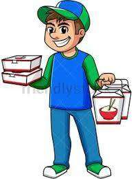 freshers can apply for delivery boy