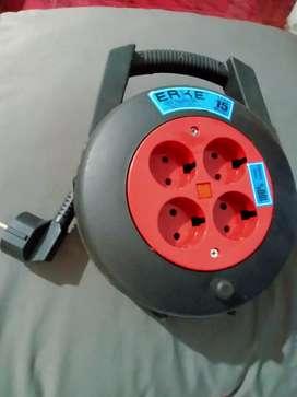 box kabel  atau kabel gulung erke 10 meter