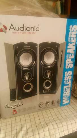 Speaker Audionic Classic 5 Bluetooth Aux Sab Kuch HA Awaz Bht allw Ha