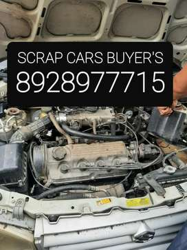 Use cars scrap