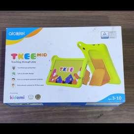 "Alcatel TKEE MID Tablet 8"" , 2GB+32GB, Wi-Fi + 4G Calling-  ( Yellow)"