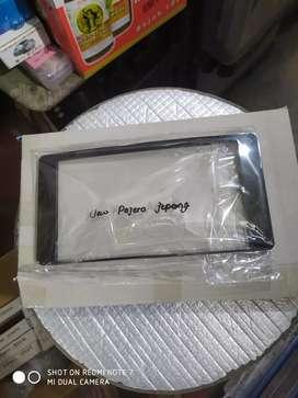 Frame new pajero  jepan ( Megah top )