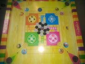 Carrom board 1in 6 games