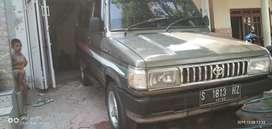 Dijual Kijang Long Nusa Kf50 thn 1989