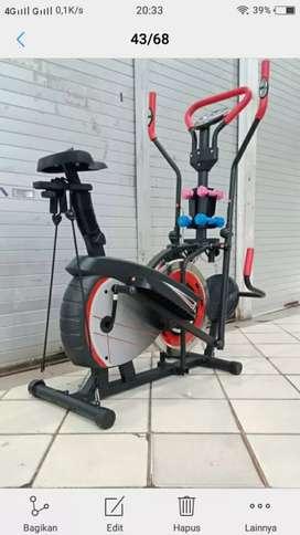 big sale sepeda orbitrac 6 fungsi