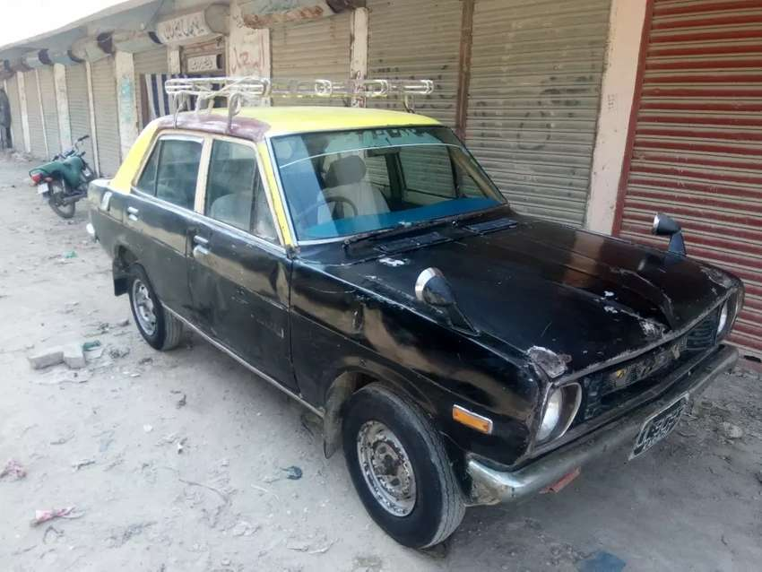 I am selling my GL TAXI in good condition 0