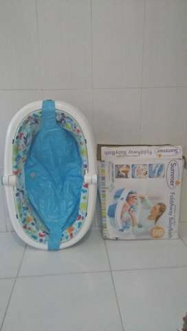 Bak mandi bayi merk summer