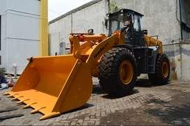 LONKING Wheel Loader Powerful Engine Weichai Deutz Murah 1-3 Kubik