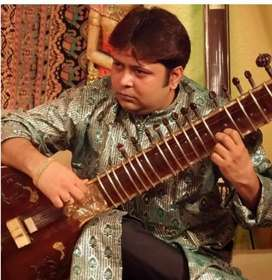 Online Sitar Class and Courses