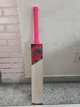 New balance cricket bat with 8 grains English willow