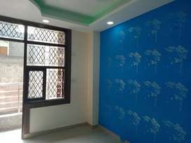 2bhk flat 50 gaj with bike parking & Bank loan upto 90% available