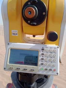HI TARGET TOTAL STATION NEW CONDITION