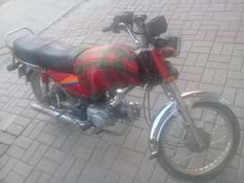 Road prince 70 2012 urgent for sale
