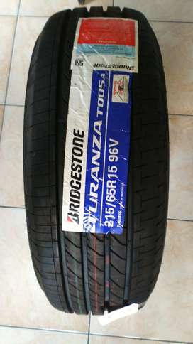 Bridgestone T005A 215/65 R15 Ban Mobil Peugeot 807 Karnival Trajet