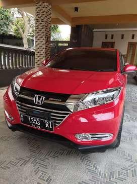 Honda HRV E CVT 2017 full variasi