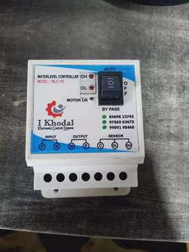 Auto water leval leval controller