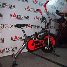 Sepeda Statis Fitness MG/A4 - Alat Olahraga - Kunjungi Toko Kami