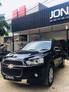 Chevrolet Captiva 2.0 Vcdi Diesel 2013 Hitam Murah