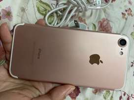 IPHONE 7 128GB rosegold