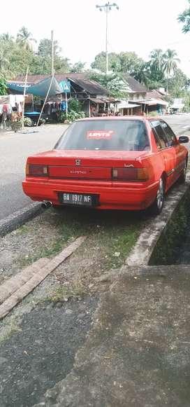 Di jual Honda grand Civic LX 88