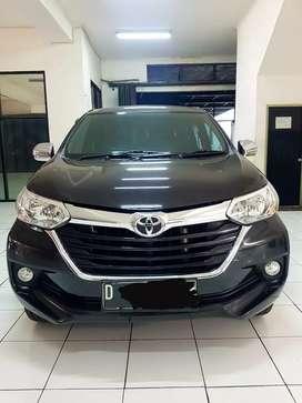 Toyota Avanza G 2016 MT