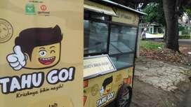 Dicari cepat karyawan untuk masak dan jaga stand Tahu Go