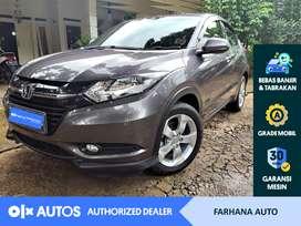 [OLXAutos] Honda HRV 2017 E 1.5 Bensin A/T Abu-Abu #Farhana Auto