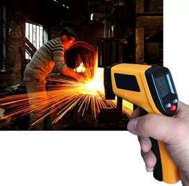 Pengukur suhu laser termometer