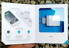 《SEGEL》 ANKER Wall Charger QC 3.0 Powerport+1 Quick Charge + Micro USB